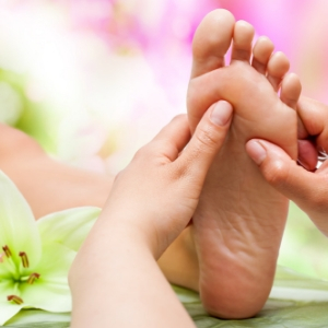 reflexology and prescriptive Aromatherapy