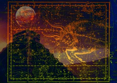 Mexica Dream Manifesting with Pleiades and Taurus Full Moon FB COVER