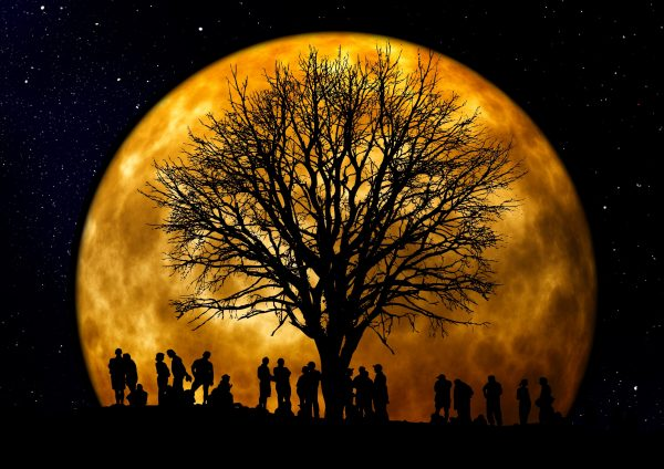 Full Moon Magic and Mexica Sacred Dream Ceremony