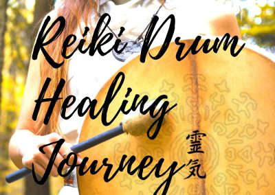 REIKI DRUM HEALING JOURNEY