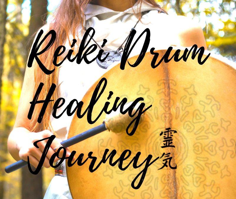 Reiki Drum Healing Journey