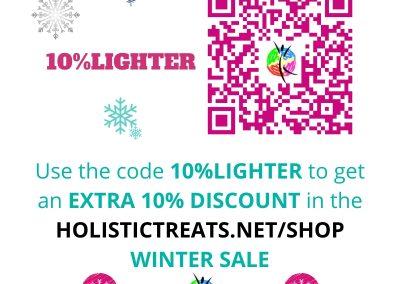 10%LIGHTER QR WINTER PROMO